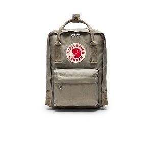 Fjallraven kanken mini grey backpack